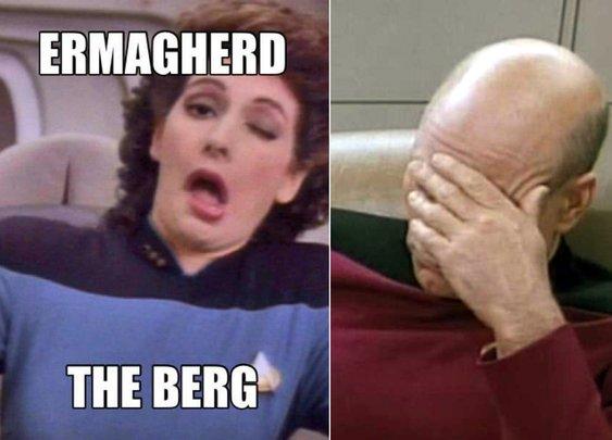 George Takei's Nine Favorite Star Trek Memes - The Daily Beast