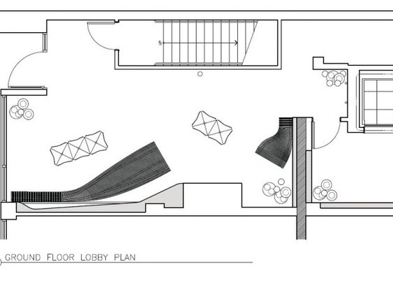 Mercantile Lofts Design by The LADG