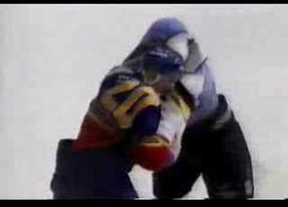 Gino Odjick vs St.Louis Blues - YouTube