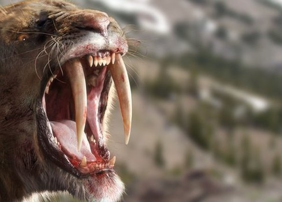 BBC - Uncovering the secrets of North America's Ice Age giants