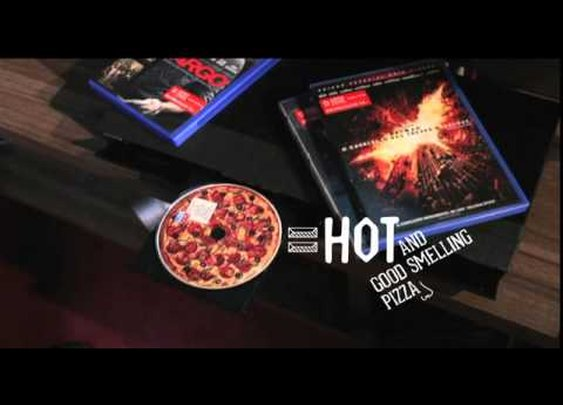 Domino's pizza campaña DVD - YouTube