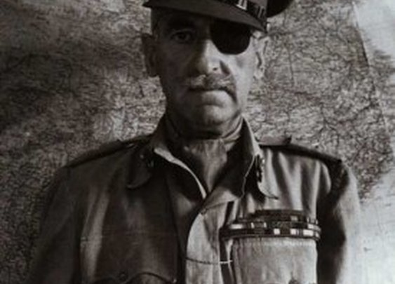 Lieutenant General Adrian Carton de Wiart - You Dream of Being this Manly