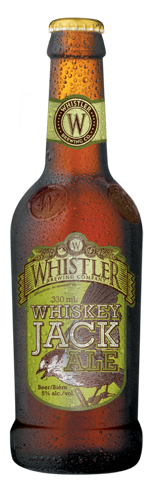 Whiskey Jack Ale | Whistler Brewing