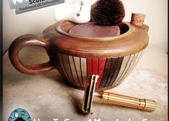 Review: The BiG Shave Scuttle | How to Grow a Moustache
