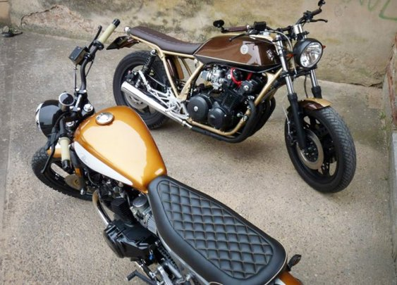 MOTOBIKE Badajoz's CB900F | the Bike Shed