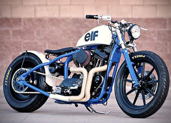 Men's Gear: DEL REY HARLEY SPORTSTER BY DP CUSTOMS