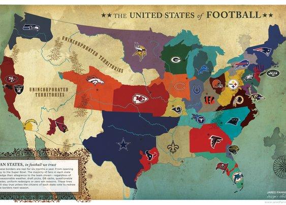 USA + NFL!