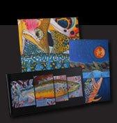 Derek DeYoung - fishing artwork