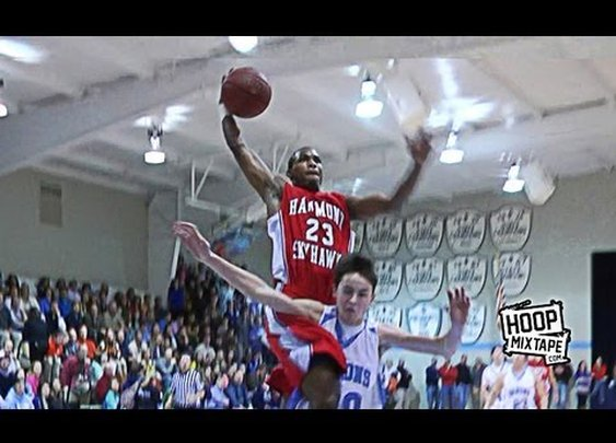Seventh Woods Is The BEST 14 Year Old In The Country! CRAZY Athlete - YouTube