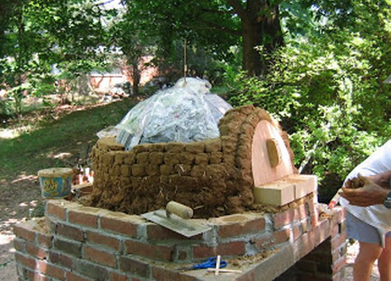 Pull of the Tides: How to Build an Earth Oven