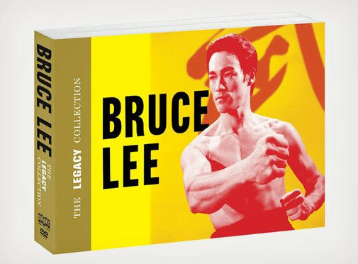 The Bruce Lee Legacy Collection 7 DVD Box Set | Cool Material