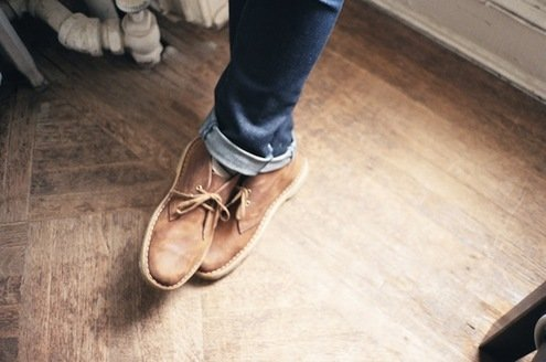 How to: Roll Your Pant Cuffs...and Not Look Ridiculous