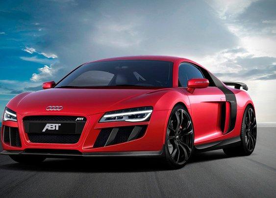 ABT Audi R8 V10 | Uncrate