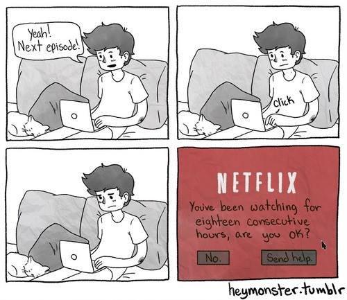 Netflix Obsession