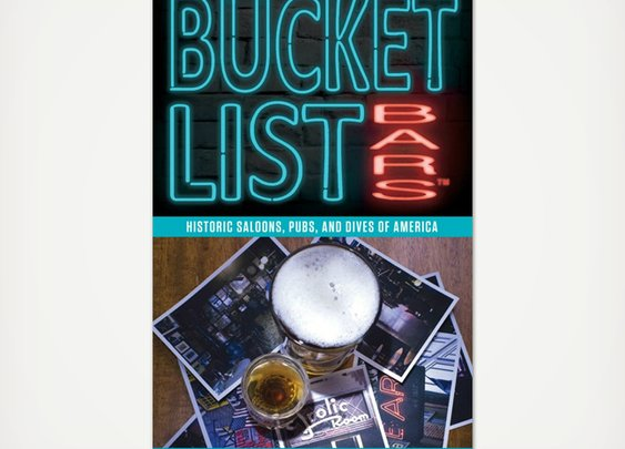 Bucket List Bars - Best Bars Book | Cool Material