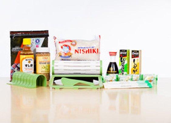 Sushiquik — Complete Sushi Rolling Kit | SushiQuik