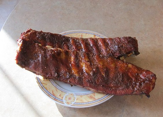 How to Make Smoked Ribs on a Gas Grill | The Art of Manliness