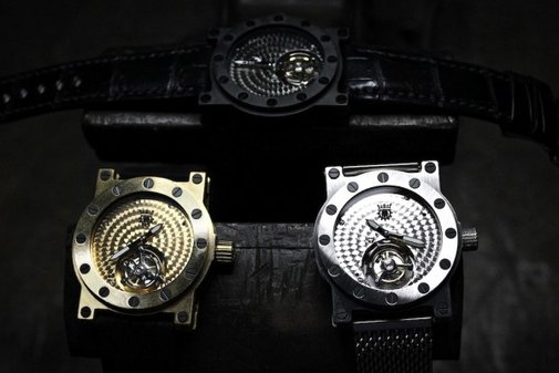Refined Hardware Special Edition Watches - HisPotion