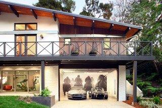 Cool Garage Mural