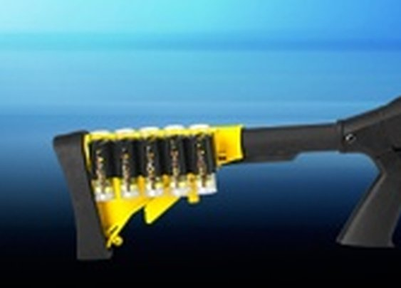 Mossberg / Taser X12 Shotgun