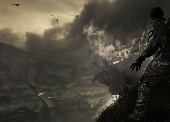 Official Call of Duty: Ghosts Reveal Trailer - YouTube