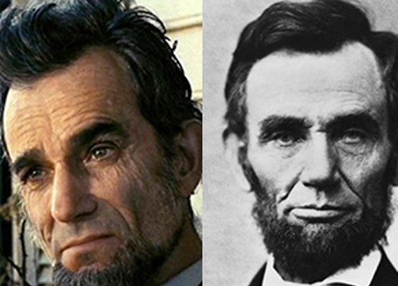 Photos Comparing Biopic Actors and Their Real-Life Counterparts