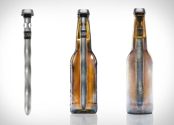 Designs for Better Boozing: The Chillsner - Core77