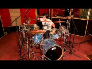 "Cornel Hrisca-Munn: Drummer with No Hands – Covers ""Can't Stop"" by Red Hot Chili Peppers"