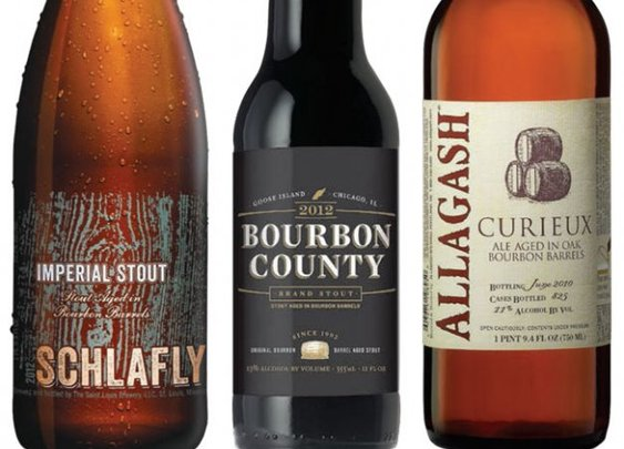 Best Of The West 2013: Barrel-Aged Beers