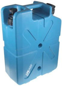Lifesaver Jerrycan - portable water filtration system