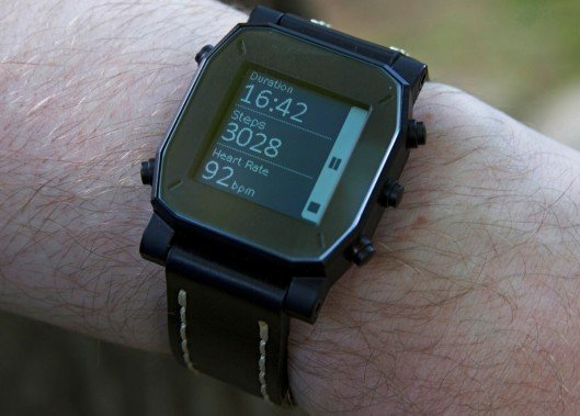 Agent sparks another smartwatch funding frenzy on Kickstarter