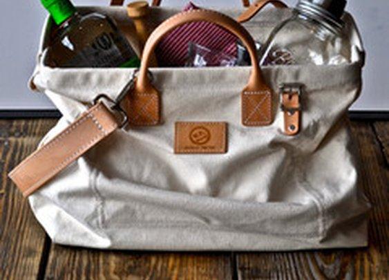 The W&P; Cocktail Kit – The Mason Shaker
