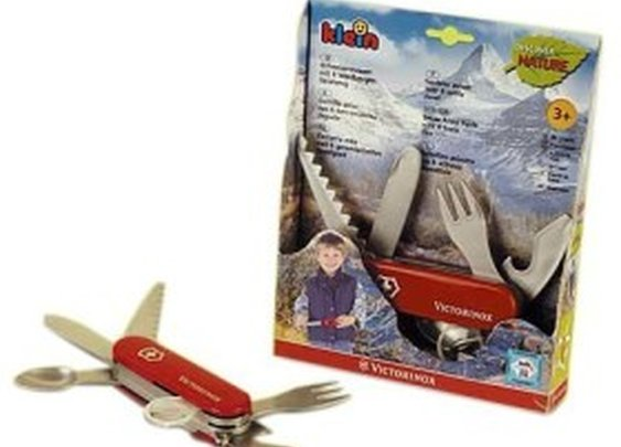Toy Swiss Army Knife