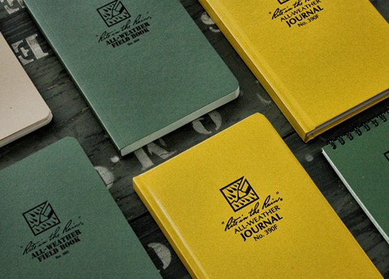 Rite in the Rain Notebook | That Should Be Mine