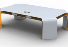 High-tech coffee tables for the geeks : Gizmowatch