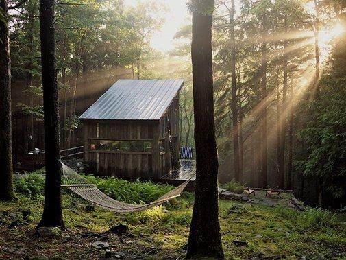 Huckberry | Cabin Camp