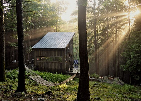 Huckberry | Cabin Camp