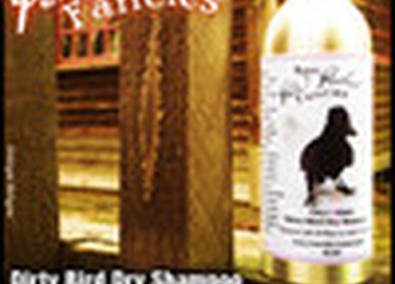 Organic Dirty Bird Dry Shampoo | Petal Pusher Fancies