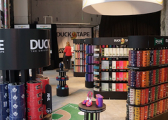 Finally: Manhattan Has A Store Just For Duct Tape