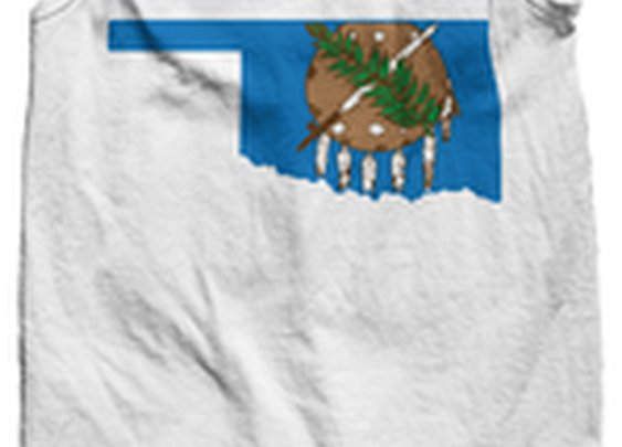 The Oklahoma Tank Top – Benefiting the Red Cross