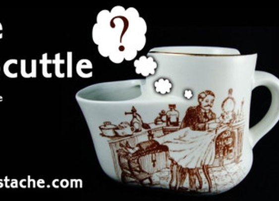 How To Use A Shaving Scuttle | How to Grow a Moustache