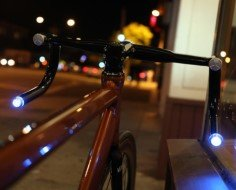 GPS Handlebars Provide Navigation & Turn Signals For Bikers [Pics] - PSFK