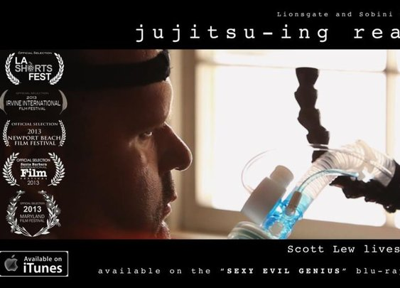 Jujitsuing Reality on Vimeo