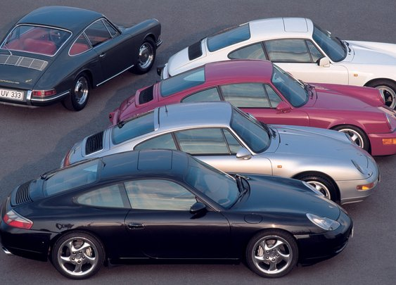 The American Who Saved The Porsche 911