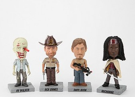 Walking Dead Bobble Head - Urban Outfitters