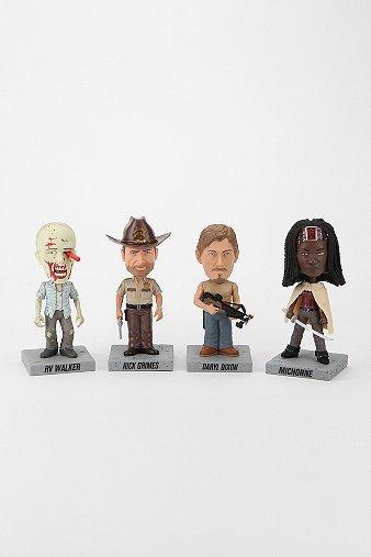 Walking Dead Bobble Head - Urban Outfitters