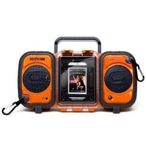 Amazon.com: Grace Digital GDI-AQ2SI60 ECOXGEAR Rugged and Waterproof Stereo Boombox: Electronics