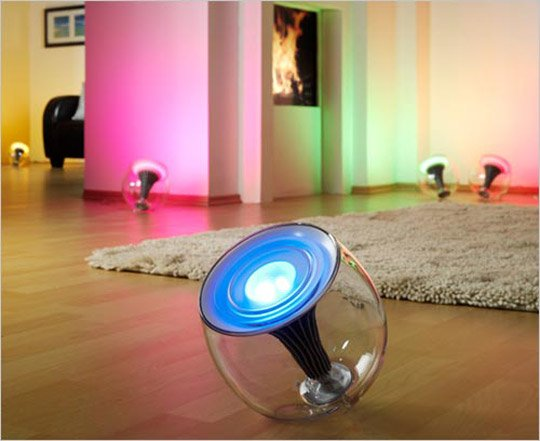 LivingColours LED Lamp | That Should Be Mine