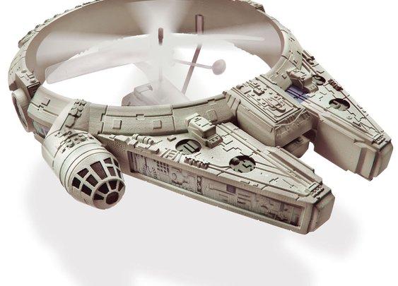 Remote Controlled Millenium Falcon