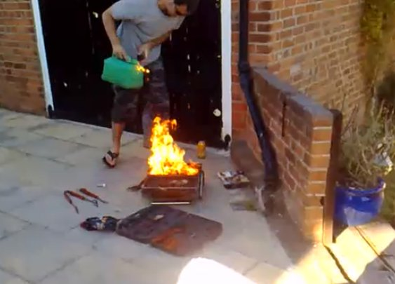 The Most Epic BBQ Fails